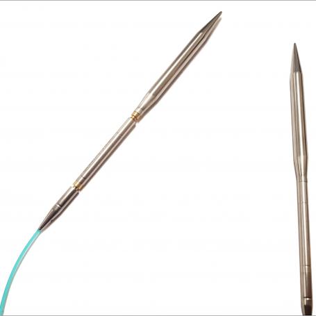 HiyaHiya Interchangeable Straight Knitting Needles